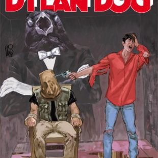 Una carrettata di Dylan Dog!