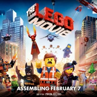 The Lego Movie E' MERAVIGLIOSOOOOOO!!!