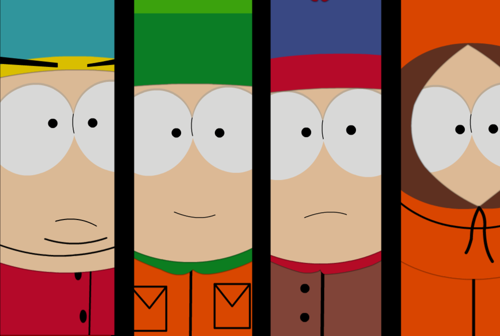 South Park Top Ten serie tv 2015