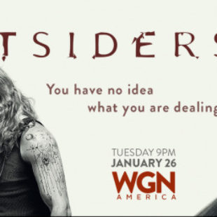 Episodio Uno: Outsiders!
