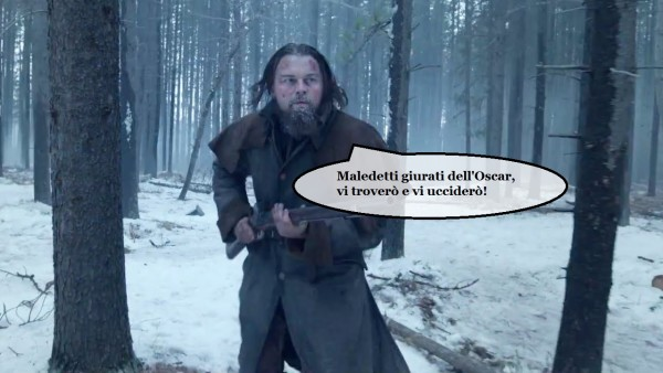 The Revenant film più attesi 2016