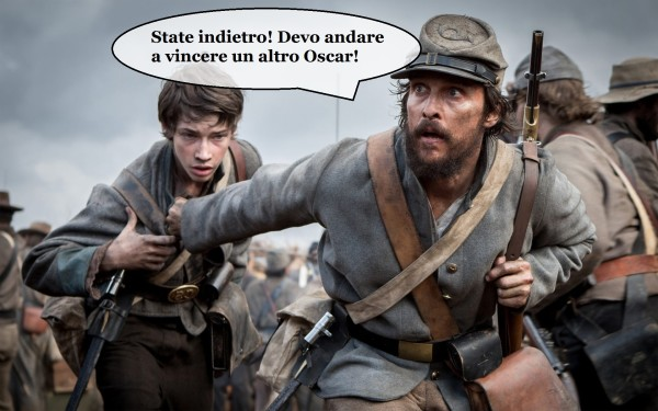 The Free State of Jones film più attesi 2016
