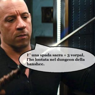 The Last Witch Hunter: sai una sega te, Vin Diesel!