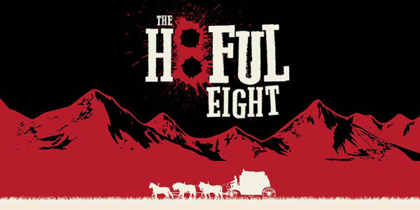 Hateful Eight western Tarantino 2015