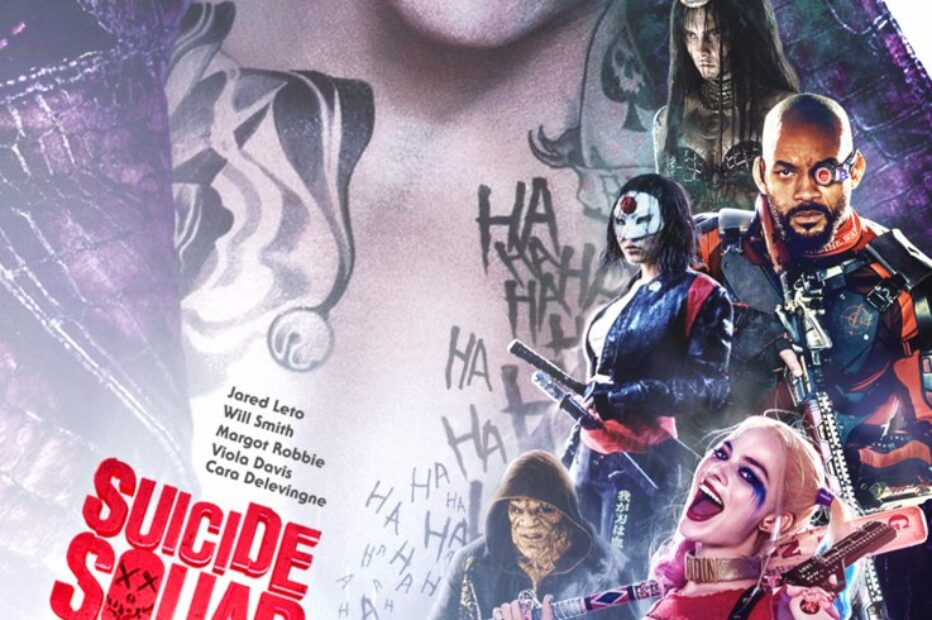 Tuesday Trailer #33: Suicide Squad