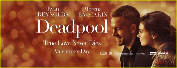Deadpool banner romantico