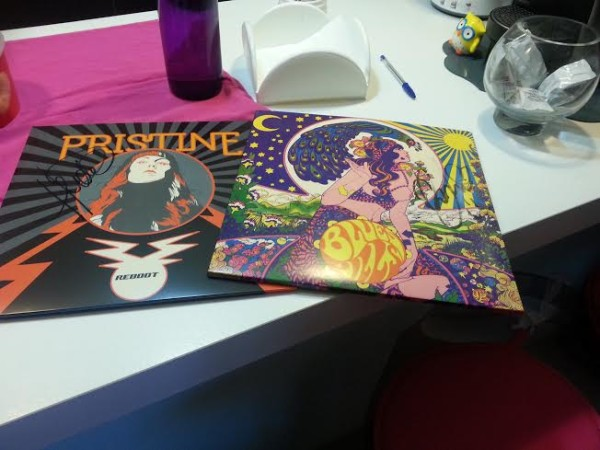 Blues Pills Pristine vinyl lp