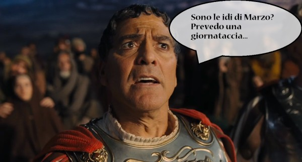 Ave Cesare George Clooney