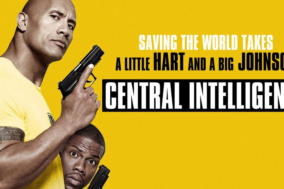 Tuesday Trailer  #41: Central Intelligence Official