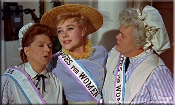 Suffragette Mary Poppins