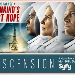 Ascension – una space opera kennedyana?