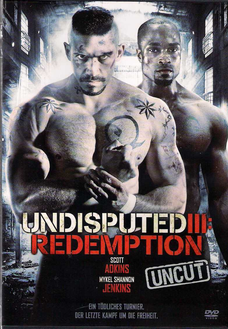 Undisputed 3 Redemption