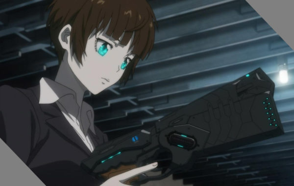 Psycho-Pass The Dominator