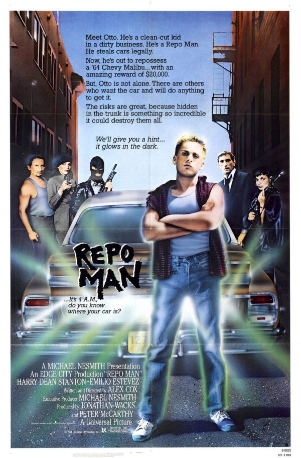 Repo Man film punk