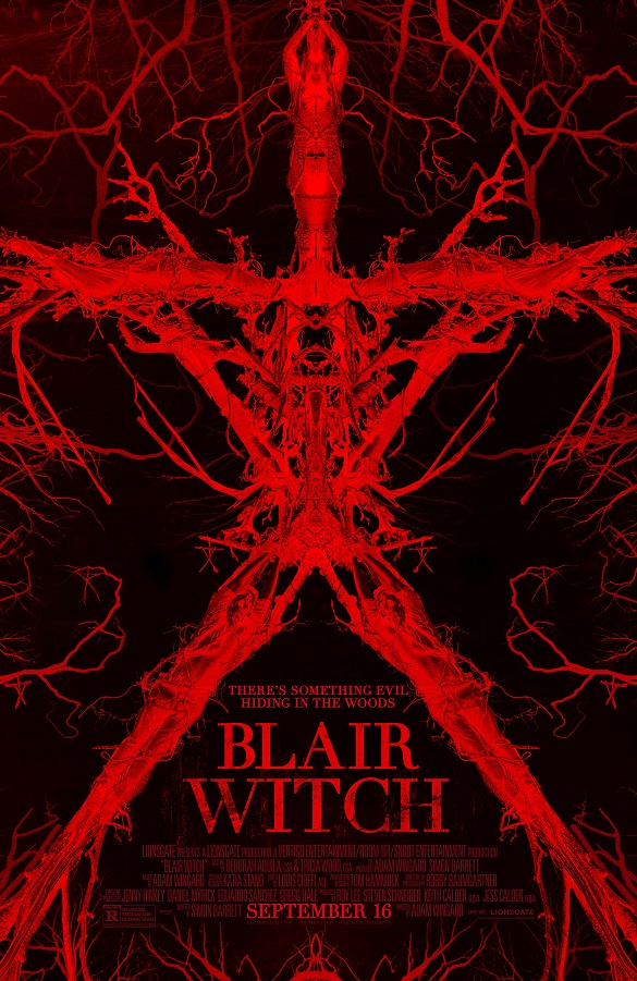 Nuovo Blair Witch Project