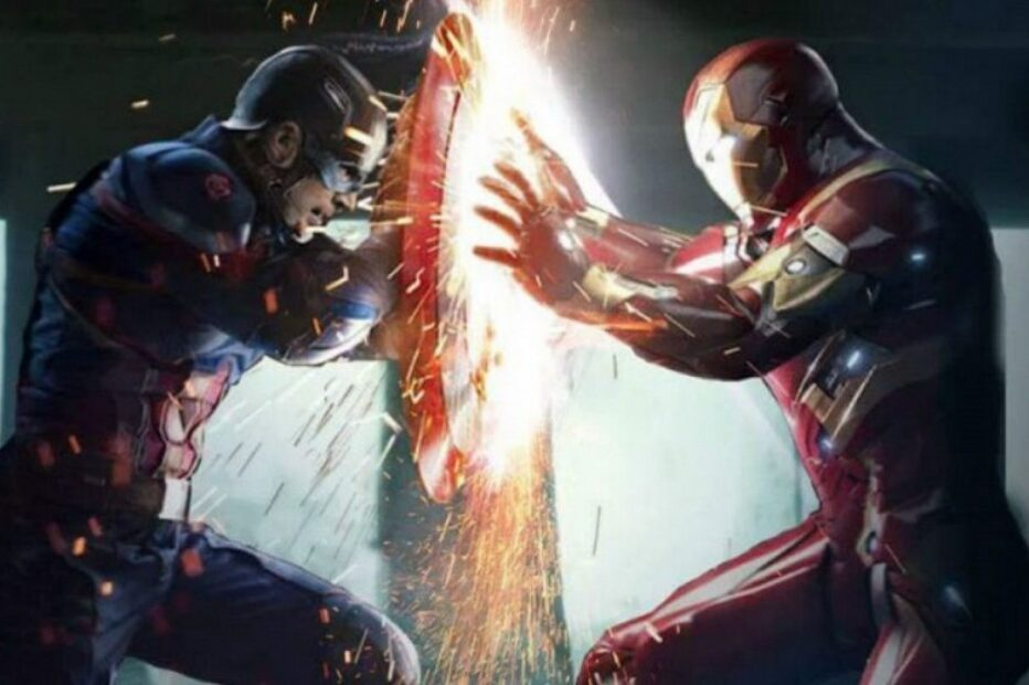 Captain America: what's so civil about war, anyway?