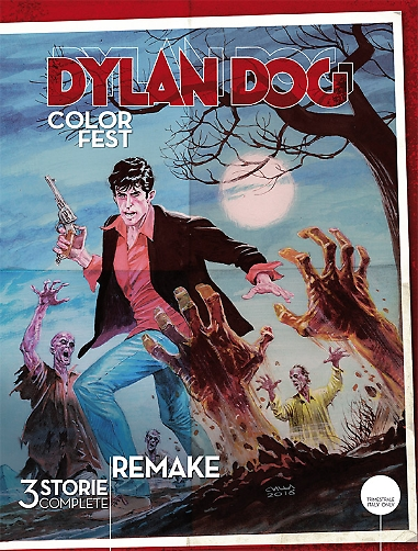 Dylan Dog Color Fest 18