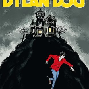 Dylan Dog #360 – Remington House
