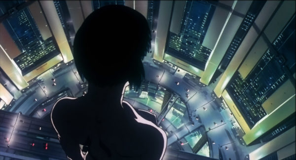 Ghost in the Shell migliori film con gli hacker