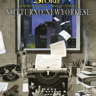 Le Storie #48: Notturno Newyorkese