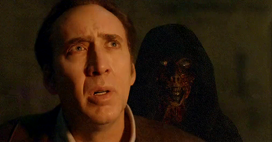 Pay the Ghost Nicholas Cage