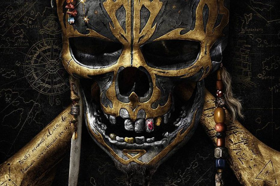 Tuesday Trailer #68: Pirates of the Caribbean: Dead Men Tell no Tales