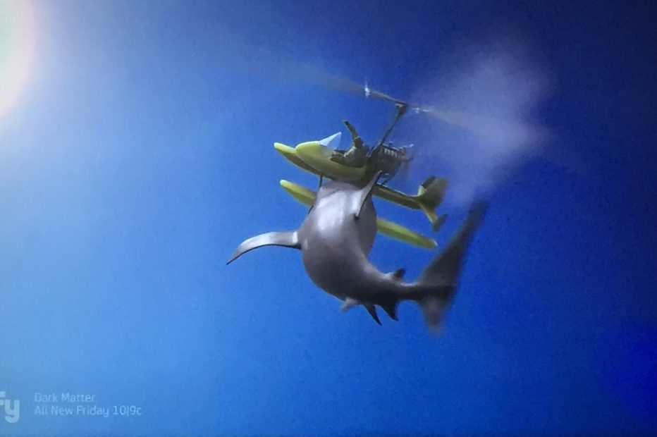 Saturday is Sharkday #5: Planet of the Sharks