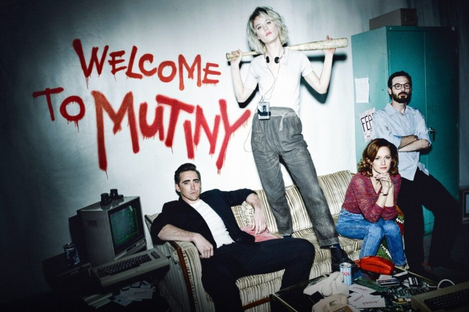 Halt and Catch Fire – Stagione 3