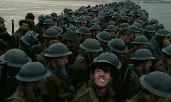 Dunkirk di Christopher Nolan (top ten dei film più attesi del 2017)