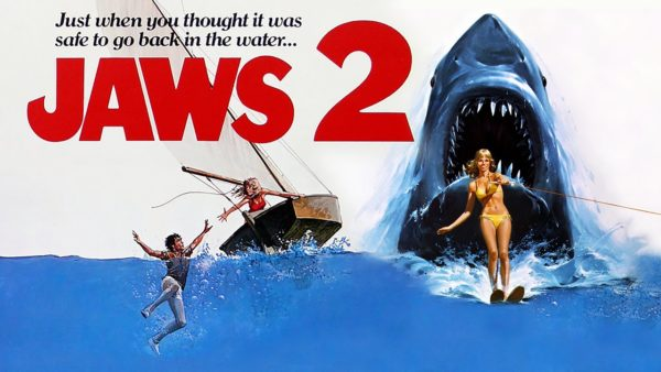 Lo Squalo 2 poster Jaws 2