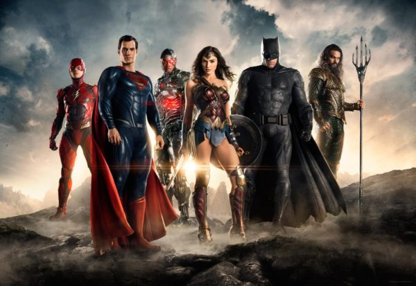 Justice League cast 2017 Zack Snyder