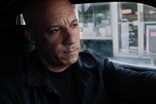 Vin Diesel in The Fate of the Furious (2017)