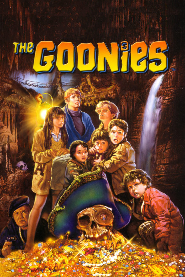 I Goonies poster