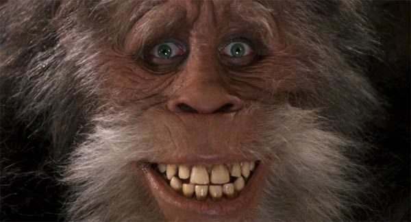 Kevin Peter Hall Bigfoot e i suoi amici