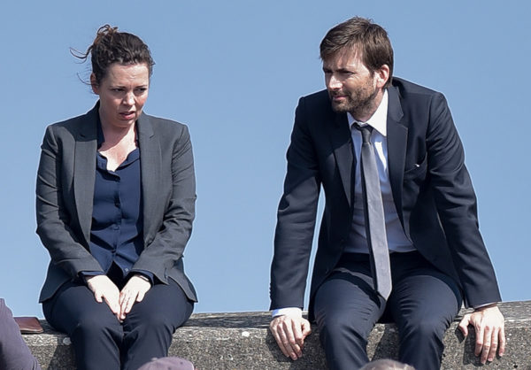 Broadchurch Miller Hardy