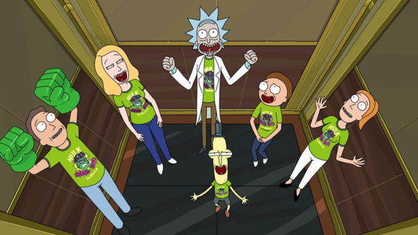 Rick and Morty terza stagione