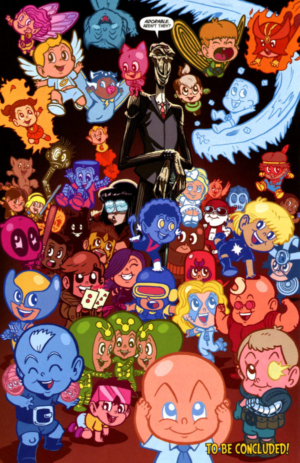 The X Babies