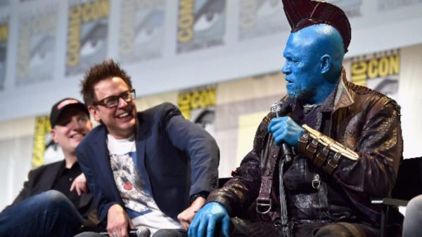 Guardiani della Galassia vol.2 Yondu Michael Rooker James Gunn