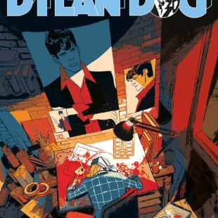 Dylan Dog #369: Graphic Horror Novel