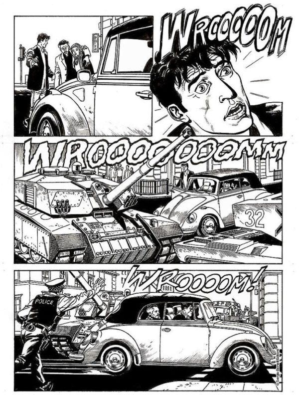 Dylan Dog 370 Il Terrore