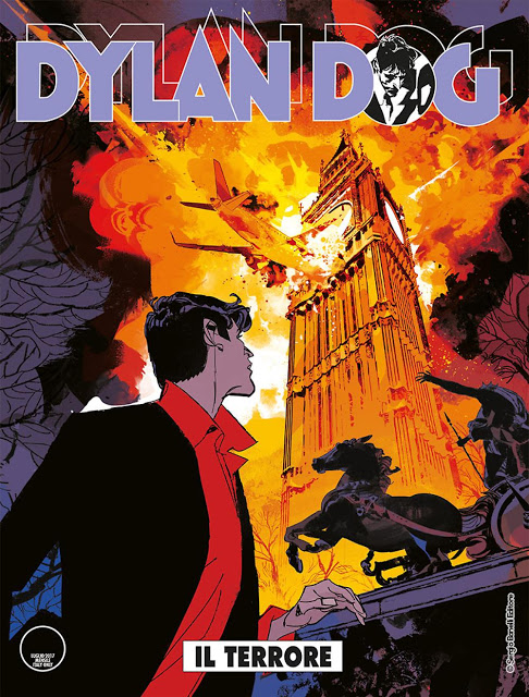 Dylan Dog #370: Il Terrore