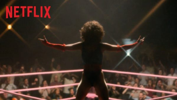 GLOW: Orange is the new wrestling