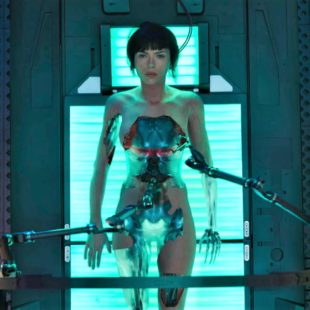 Ghost in the Shell – Rossellina non basta!