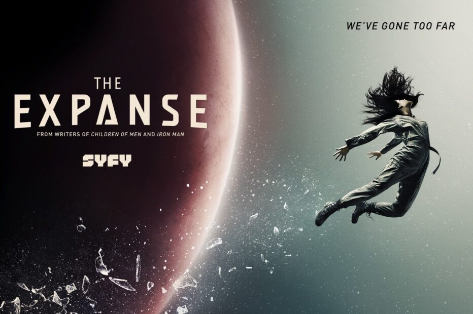 The Expanse – stagione uno