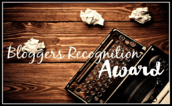 Bloggers Recognition Award!