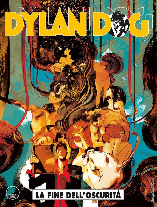 Dylan Dog 374 La fine dell'oscurità