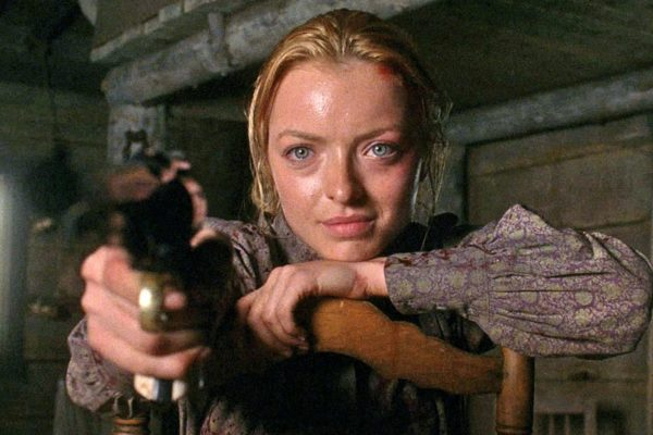 Francesca Eastwood Outlaws and Angels