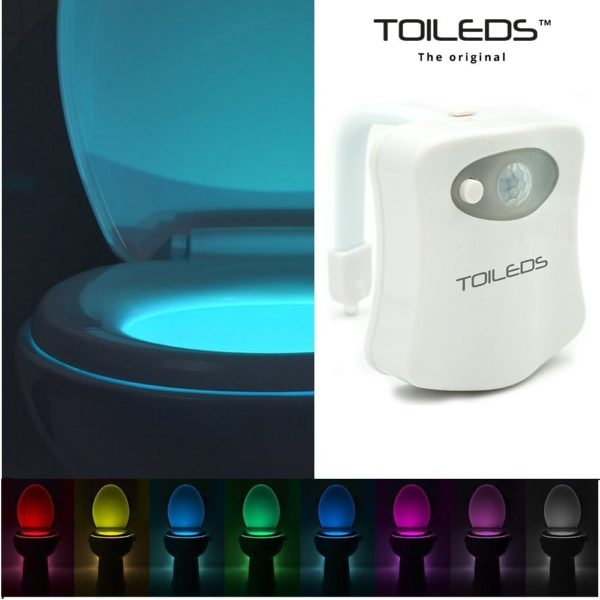 Toileds