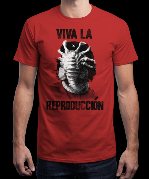 Che Facehugger t shirt