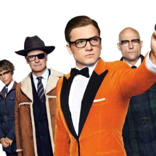 Kingsman – Il Cerchio d'Oro: Saturday Night's Alright (for fighting!)